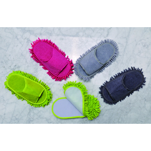 SLC-0101 Chenille Cleaning Slipper